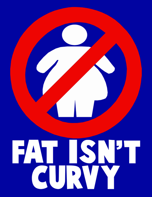 Fat curvy or Why Aren't